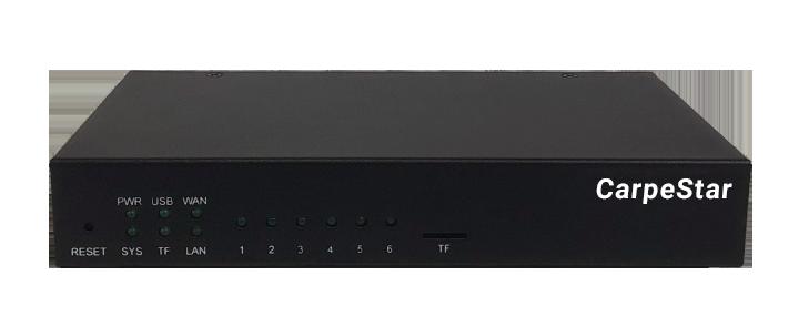 Новые IP АТС CarpeStar UC200-15