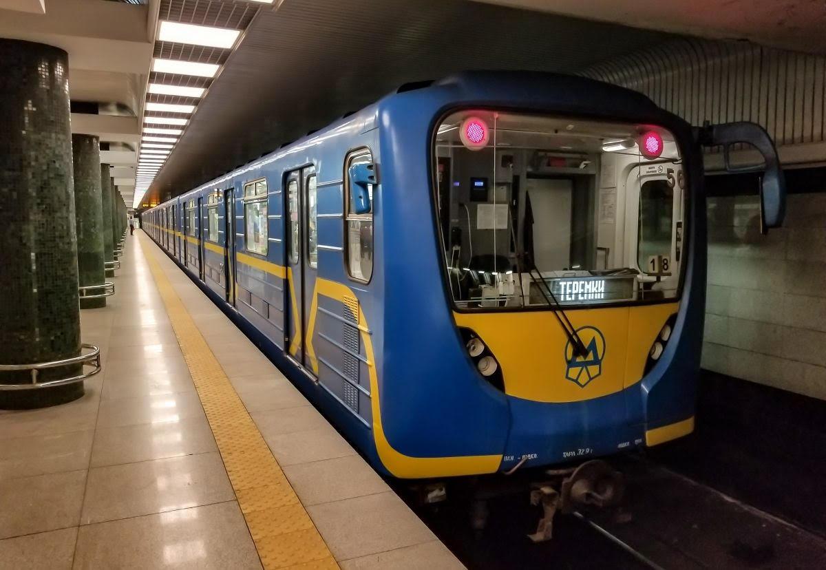 Киевстар идёт в метро Киева