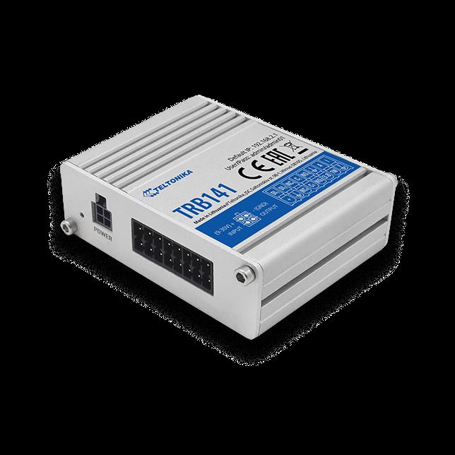 Teltonika Networks представила новый «умный» роутер TRB141 для IoT-решений