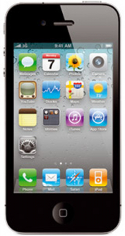 iPhone 4G 16Gb Black CDMA